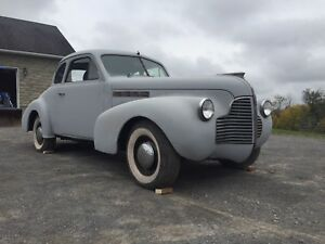 1940 Buick special mild custom coupe