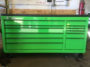 72 inch Snap-On tool box