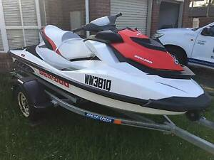 SEADOO JETSKI - GTS 130 - 2012 - 94 HOURS!! Burleigh Waters Gold Coast South Preview