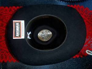 dc5dbe22cc2 AKUBRA HAT - THE REAL DEAL