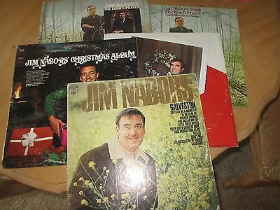 Lot Of 5 Jim Nabors Records