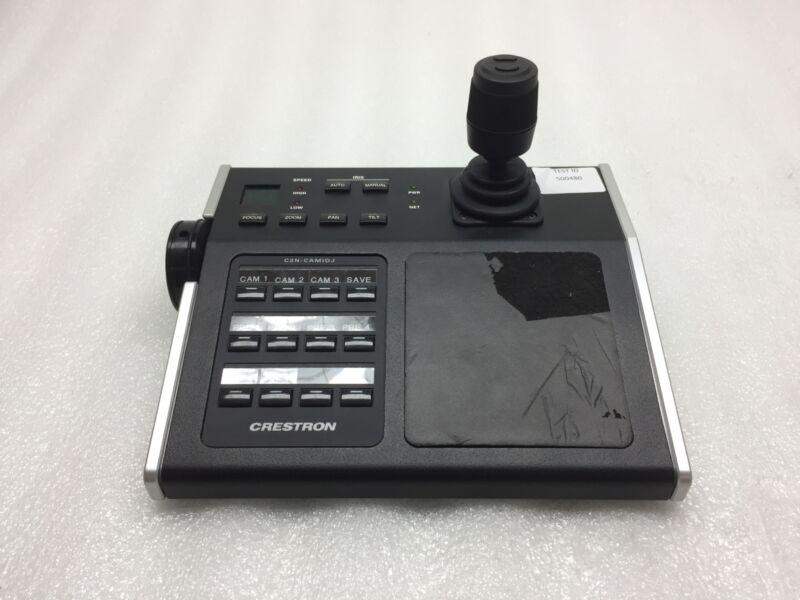 Crestron C2N-CAMIDJ Camera Controller Digital Joystick TAKEN FROM WORKING SYSTEM