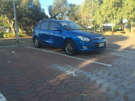 2010 (MY11) Hyundai i30 Wagon RARE 5 Spd Manual +EXTRAS +LOWKMS Hillcrest Port Adelaide Area Preview