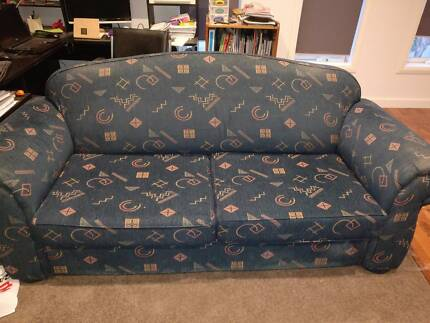 Set of Fabric Couches- Used Condtion