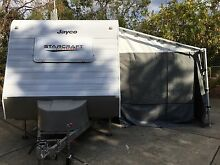 2012 Jayco  Starcraft 20.62.3 Outback with annex and Bunks Swan View Swan Area Preview