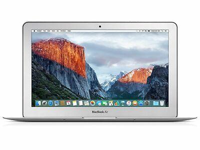 "Apple MacBook Air 2017 13"" Laptop - MQD32LL/A Core i5 1.8GHz 8GB 256GB SSD B"