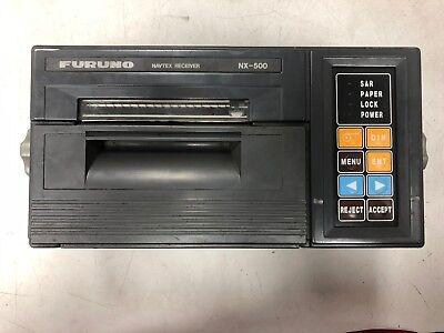 Navtex NX-500 Receiver & Printer Unit By Furuno