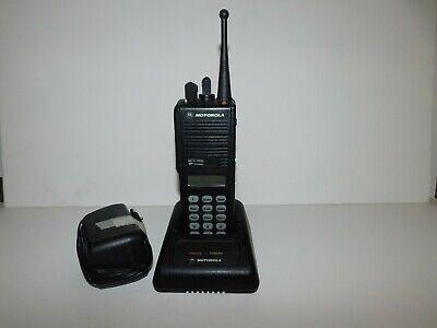 Motorola Mts2000 800 Mhz Smartzone Omnilink Trunking Portable Radio Model 3