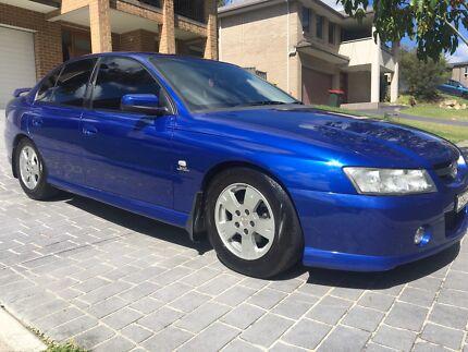 2004 Holden commodore vz sv6