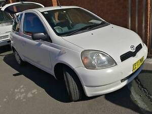2001 Toyota Echo 3 door Hatchback Auburn Auburn Area Preview