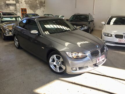 2008 BMW 3 Coupe