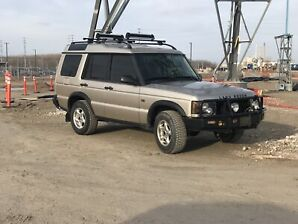 2003 Landrover Discovery 2