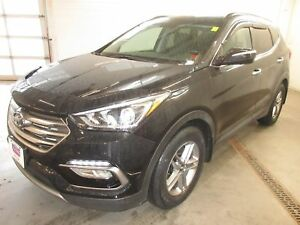 2017 Hyundai Santa Fe Sport 2.4- BACK-UP CAM! POWER SEATS! HEATE