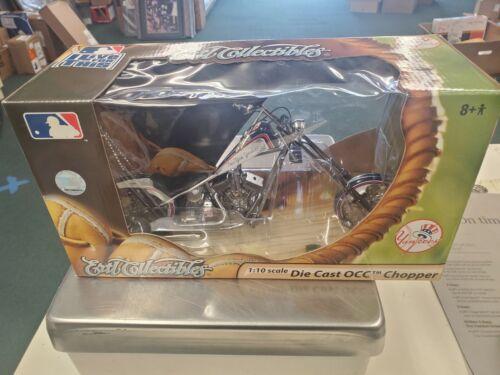 2006 ERTL ORANGE COUNTY CHOPPERS NY YANKEES 1:10 SCALE ~ NIB
