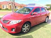 2011 Toyota Corolla Sedan ASCENT SPORT ZRE152R MY11 Forrestdale Armadale Area Preview