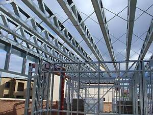 Steel House Frames and Trusses St Marys Penrith Area Preview