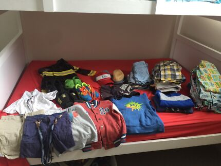 Boys clothes assorted suit age 3-5