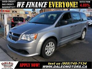 2016 Dodge Grand Caravan SE/SXT | 7 PASSENGER | BACKUP CAMERA