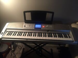 Yamaha DGX 305 - Portable Grand