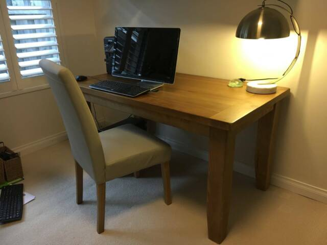 Enjoyable Desk47Table Desks Gumtree Australia Cambridge Area Interior Design Ideas Truasarkarijobsexamcom
