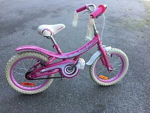 Girls Cream Soda Bike