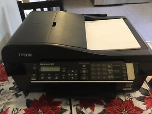 Epson workforce 520 all in one printer