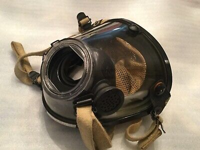 Scott Av-2000 Scba Firefighter Full Mask Respirator 804019-01 Sizesmall .new