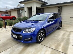 2016 Holden Commodore Ss Black Edition 6 Sp Automatic 4d Sport...