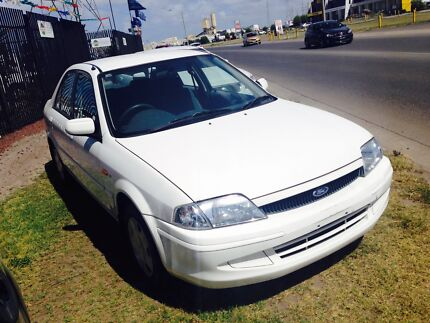 2000 Ford Laser Sedan AUTO WITH REGO AND RWC Ravenhall Melton Area Preview