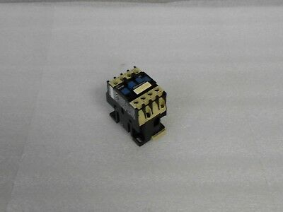 Telemecanique AC Contactor, # LC1D1201, LC1 D12 01, 100V Coil, Used, Warranty