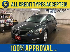 2013 Nissan Altima 3.5SL*LEATHER*POWER SUNROOF*PHONE CONNECT*HEA