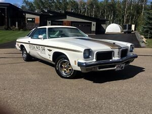 1974 OLDSMOBILE HURST PACE CAR DOCUMENTED AND RESTORED