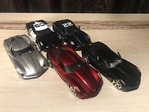 Chevrolet Corvette Stingray die cast 1/24