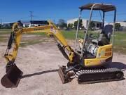 1.7ton Excavator Svensson Heights Bundaberg City Preview