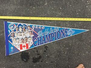Toronto Blue Jays World Series 1992 pennant