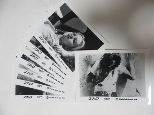 SNUFF / AMERICNA CANNIBALE- original Japan movie Lobby cards 8 sets Very rare
