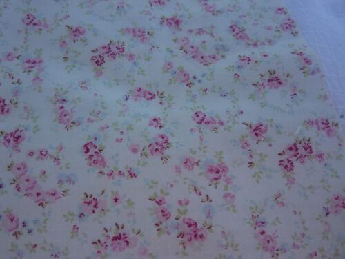 "Rachel Ashwell Shabby Chic Posey Patina Cotton Poplin Fabric 54"" wide"