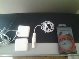 mac chargers for sale. micro USB to hdmi for hooking to tv.