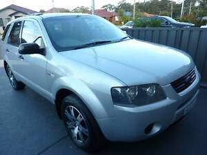 2008 F0RD TERRITORY SR  AUTOMATIC {6 SPEED} AWD 7 SEATERS Greystanes Parramatta Area Preview