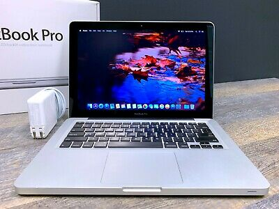 Apple MacBook Pro 13 / 3.6GHz Core i7 TURBO / 16GB RAM & 1TB SSD HYB / OSX-2017