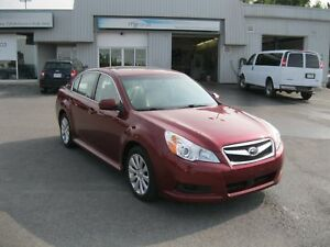 2012 Subaru Legacy 3.6R Limited Package