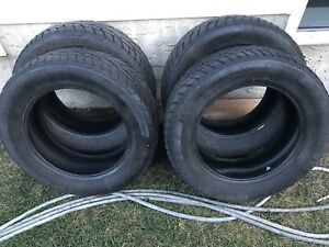 4 17 INCH TIRES FOR SALE