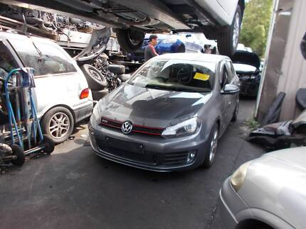 Volkswagen Golf 2012 is now wrecking!!! Gladesville Ryde Area Preview
