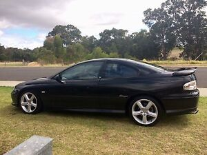 2002 Holden Monaro Brunswick Harvey Area Preview