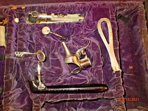 Antique Partial Cameron's Optical Surgery Kit in Box