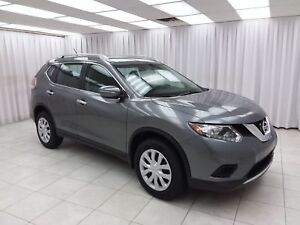 2015 Nissan Rogue 2.5S AWD PURE DRIVE SUV w/ BLUETOOTH, USB/AUX