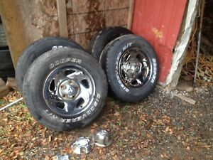 "16"" truck tires"