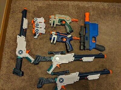 Nerf gun lot (9 Guns)