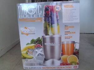 Brand New Magic bullet nutribullet pro 900series-in box Salisbury Brisbane South West Preview