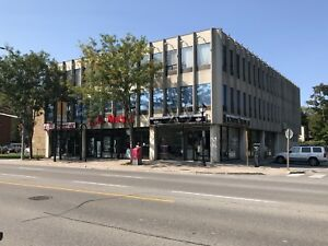 Prime Retail space in Port Credit